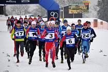 Di Vimperku míří k zítřejšímu mistrovství České republiky triatlonisté.