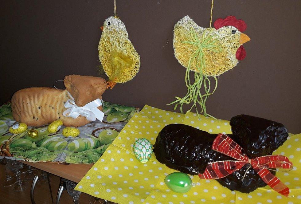 Oslava Velikonoc.