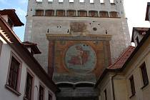 Dolní brána.