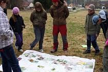 Děti si rozšiřují znalosti přírody