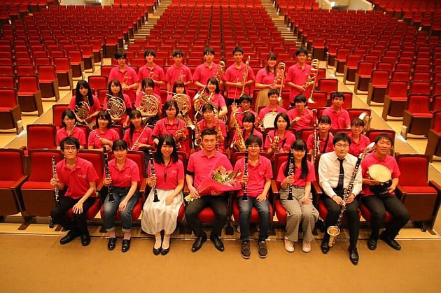 Sapporo Wood Winds Orchestra Japan.