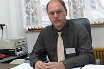 Ředitel Nemocnice Prachatice a. s. Michal Čarvaš