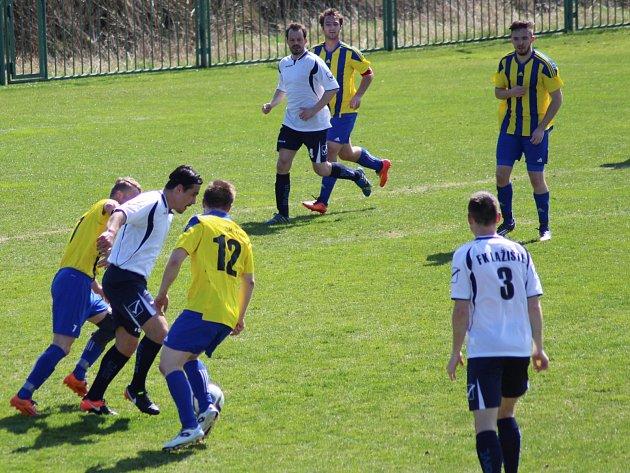 Fotbalová třída pokračovala dalším kolem (ilustrační foto).