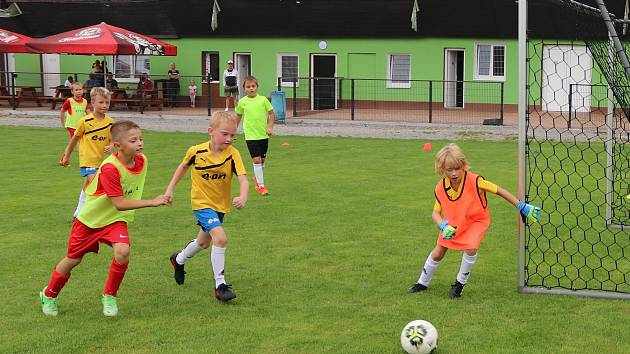 V plném proudu jsou též mládežnické fotbalové soutěže v okrese.