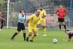 Fotbalová B třída: Sedlice - Stachy 3:2.