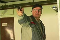 V Prachaticích se střílelo ze sportovní pistole a malorážek.