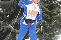 Do stopy vyrazí i švédský lyžař Tommy Wernmark.
