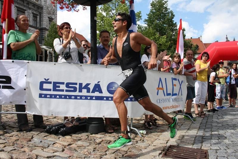 Španěl Hector Guerra, 2. místo v kategorii Elite