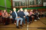 Vlachovobřezská Základní škola profesora Josefa Brože oslavila 120. výročí.