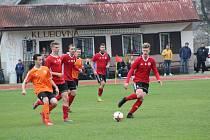Fotbalová I.A třída: Vimperk - Trhové Sviny 0:1.