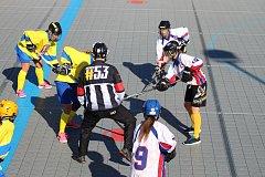 Hokejbalistky sehrály zajímavý turnaj v Prachaticích.