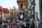 Muzeum české loutky a cirkusu o Muzejní noci nezklamalo žádného především z dětských návštěvníků. kromě nové výstavy věnované vodníkům byly k vidění ukázky artistických a cirkusových vystoupení.