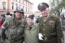 JAKO PŘED 64. ROKY. Kvilda si každoročně připomíná osvobození jihozápadních Čech a ukončení II. světové války víkendovým programem, kde nesmí chybět bitva o Kvildu. Ta začíná v sobotu 9. května v jedenáct hodin dopoledne.
