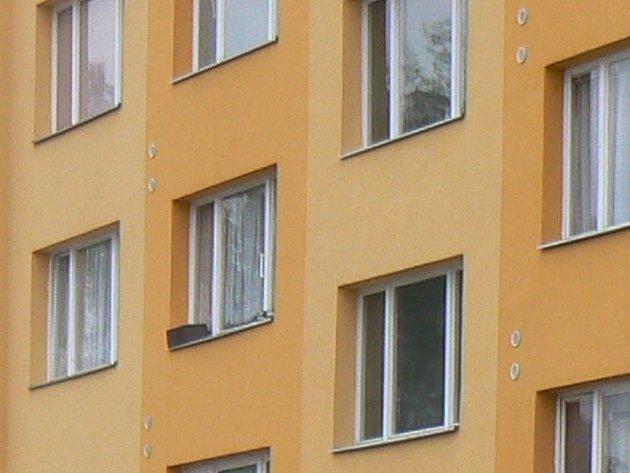 Vedení obce zvažuje výstavbu bytového domu, o byty ve Vacově je značný zájem. Ilustrační foto.