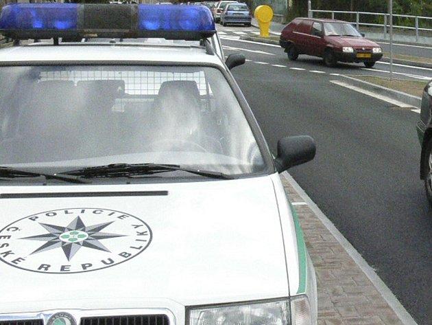 Muž se dal na útěk, když mu chtěla hlídka kriminalistů zkontrolovat doklady. Ilustrační foto.