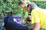 Krajské kolo soutěže mladých zdravotníků se konalo v úterý v Prachaticích. Organizátorem byl prachatický Oblastní spolek Českého červeného kříže.