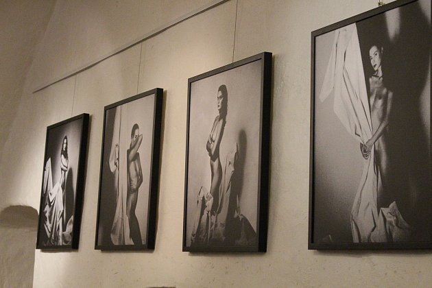 V prachatické Galerii Dolní brána své fotografie vystavil Jadran Šetlík.