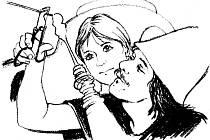 Ilustrační kresba.