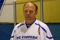 Pavel Předota se vrací na vimperskou střídačku v roli hlavního trenéra.