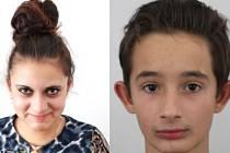 Policisté pátrají po 12leté dívce a 14letém chlapci z Prachaticka.