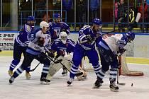 Vimperští hokejisté. Ilustrační foto