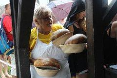 Lenorské slavnosti chleba.