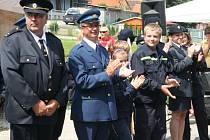 Oslavy 90. výročí založení Sboru dobrovolných hasičů ve Starých Prachaticích.
