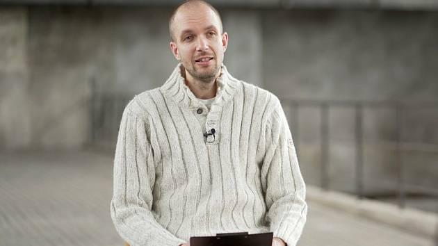 Petr Sudický, moderátor online konference Nástrahy a možnosti výuky na dálku, kterou organizuje spolek VIM.Perk ve středu 14. října pro učitele z celé republiky.