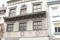 Dům s číslem popisným 13 na Velkém náměstí dodnes využívá Prachatické muzeum