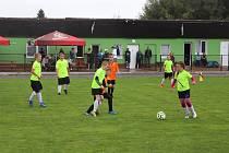 Prvním kolem odstartovaly fotbalové soutěže mládeže na Prachaticku.
