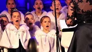 Benefiční koncert v kostele Navštívení Panny Marie ve Stachách