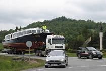 Vitějovice už má konvoj za sebou.