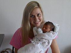 Prvorozený syn Lenky a Miloslava Fridrichových Adam Fridrich se narodil v písecké porodnici v neděli 1. dubna v 15 hodin 12 minut. Při narození vážil 3030 g a měřil 49 centimetrů. Malý Adam bude vyrůstat v Husinci.