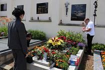 Poslední červnový den roku 2017 patřil vzpomínce na sté výročí narození akademického malíře Miloslava Troupa.