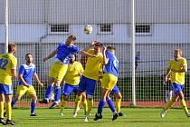 Fotbalová A třída: Vimperk - Čkyně 3:0.