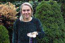 Barbora Havlíčková letos vyhrála ME v běhu do vrchu mezi juniorkami a přivezla stříbro a bronz z MS.