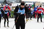 O víkendu je na pořadu 33. ročník Šumavského skimaratonu. Ilustrační foto