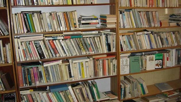 Nebahovská knihovna.