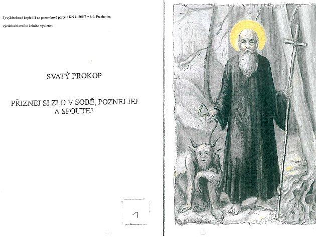 Obraz sv. Prokopa