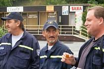 Náplní stožeckých hasičů je odstraňování škod způsobených přírodním živlem. Ruku k dílu však přiloží všude tam kde je jich třeba, například při akcí.