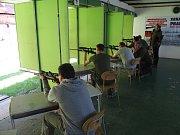 Střelci v Prachaticích pálili kulový čtyřboj.