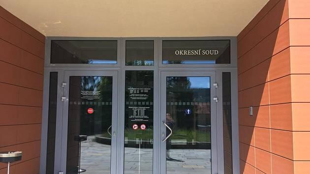 Okresního soud  v Prachaticích. Ilustrační foto.