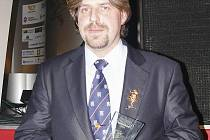 Radoslav Myslík skončil pátý mezi jihočeskými sportovci.
