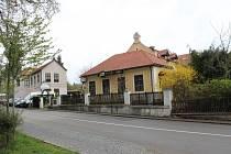 Prachatice, ulice Hradební. Ilustrační foto