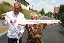 Vlasta Štěpánková se raduje ze znovuotevření Rumpálky.