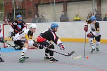 Hokejbalisté jsou v semifinále.
