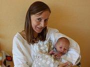 Z prvorozeného syna mají radost manželé Marie a Pavel Mandákovi ze Zdíkova. Pavel Mandák se narodil v prachatické porodnici ve středu 4. října ve 14 hodin a 20 minut. Vážil rovná tři kila.