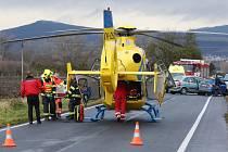Záchranky loni vyjížděly k rekordnímu počtu pacientů. Zasahovaly dvakrát do minuty. Ilustrační foto