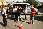 """""""Branné"""" akce Českého červeného kříže připomněly jak první pomoc, tak práci složek IZS."""