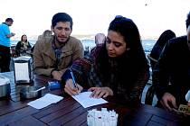 Do Turecka za dobrovolníky, kteří působili v Česku, se vypravili zástupci prachatického KreBul.